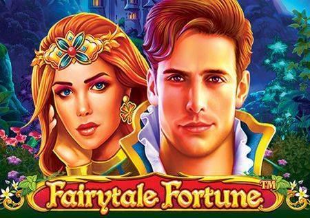 Fairytale Fortune – slot bajkovitih kazino bonusa!