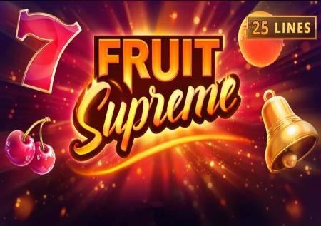 Fruit Supreme 25 Lines – klasičan online slot!