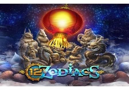 12 Zodiacs – zvezdani slot prepun bonus igara