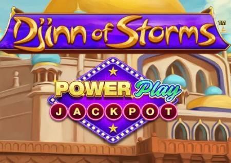 Power Play Djinn of Storms – video slot zabava