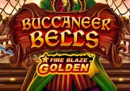 Fire Blaze Golden Buccaneer Bells piratska zvona