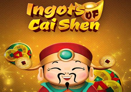 Ingots of Cai Shen slot vodi do online kazino bonusa