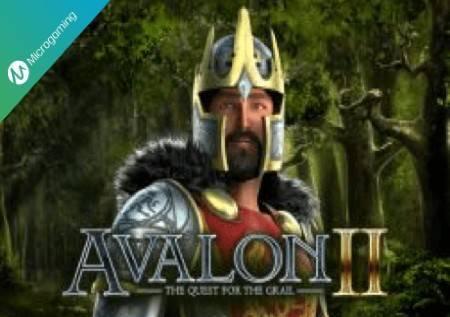 Avalon 2 – legendarna avantura u slotu!