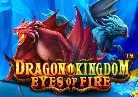 Dragon Kingdom Eyes of Fire donosi vatrene bonuse