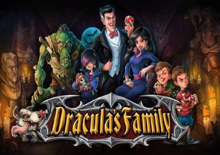 Draculas Family – kazino slot moćnih bonusa!