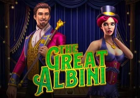 The Great Albini – osetite čaroliju bonusa!