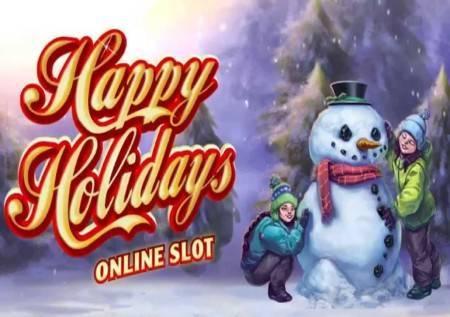 Happy Holidays – praznični kazino slot bonusi!