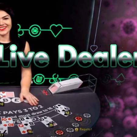Top 5 Live Dealer kazino igara