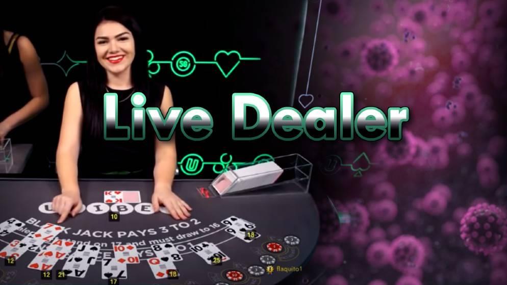 Top 5 Live Dealer kazino igara
