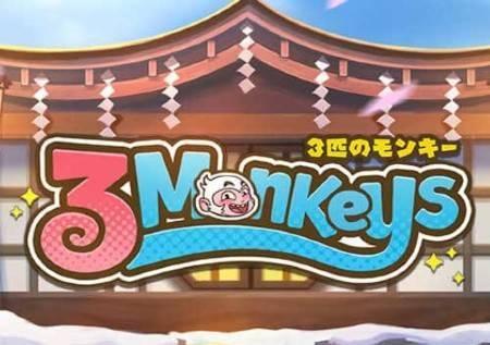 Three Monkeys – kazino slot mudrosti i bonusa!
