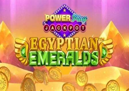 Power Play Egyptian Emeralds – kazino fešta