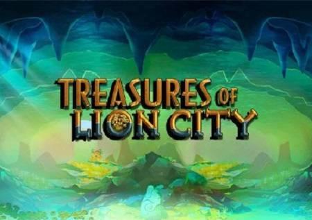 Treasures of Lion City – slot podvodnog blaga!