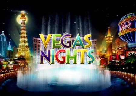 Vegas Nights – kazino žurka u Las Vegasu