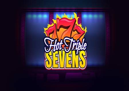 Hot Triple Sevens – vatreni simboli u novom slotu