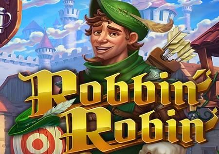 Robbin Robin kazino slot donosi bonuse iz Šervuda!