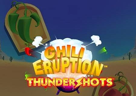 Chili Eruption Thunder Shots online kazino slot
