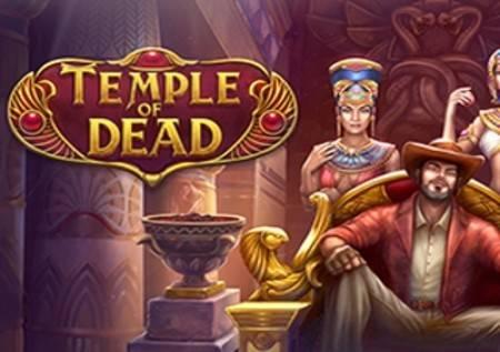 Temple of Dead – zavirite u egipatski kazino hram