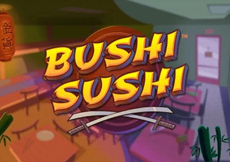 Bushi Sushi – neviđena akcija na online kazinu!