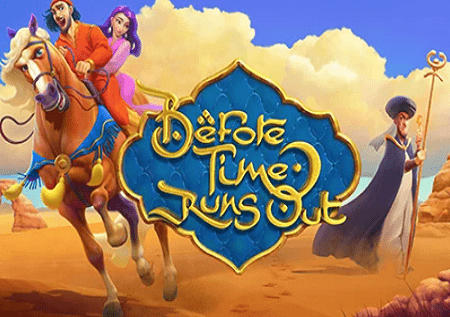 Before Time Runs Out – uzbudljiv bliskoistočni slot!
