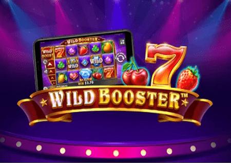 Wild Booster – divlji kazino dobici u sjajnom slotu!