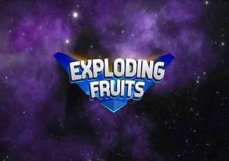 Exploding Fruits – odlična online kazino zabava!