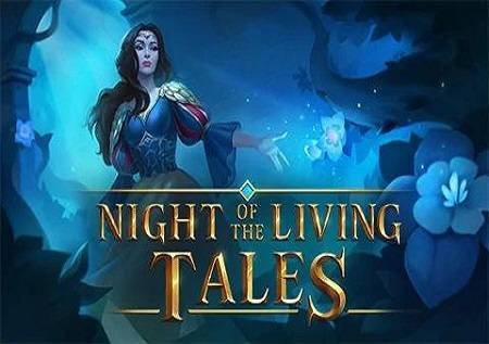 Night of the Living Tales – online kazino slot!