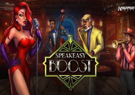 Speakeasy Boost – slot vrhunskih bonusa!