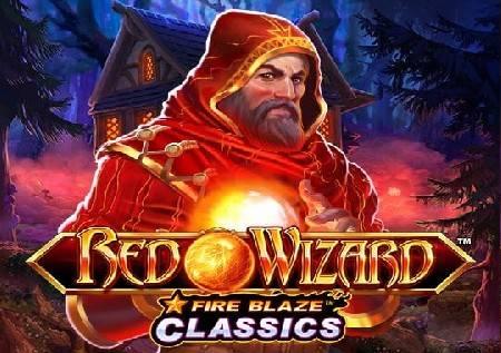 Fire Blaze Classics Red Wizard – online slot