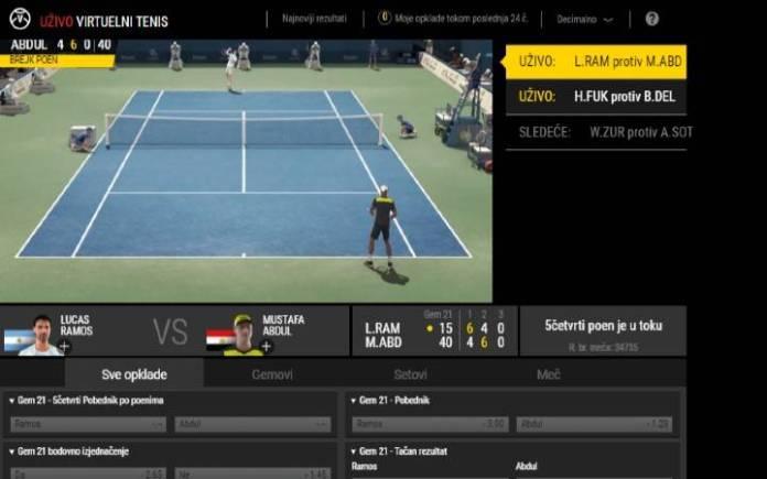 Virtual Tennis-Leap Casino-online casino bonus