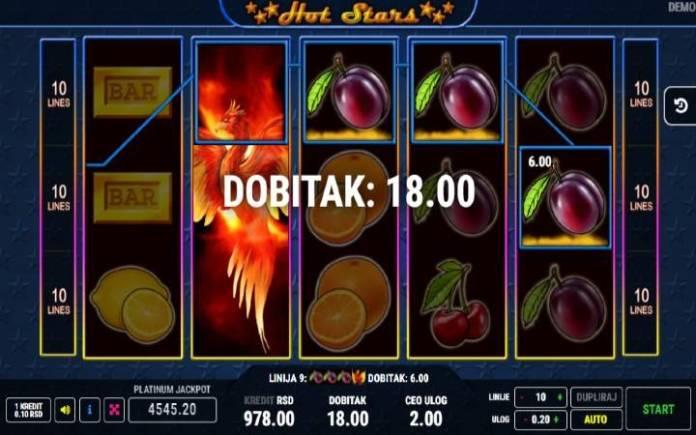 Respin Bonus-hot stars-online casino bonus-fazi