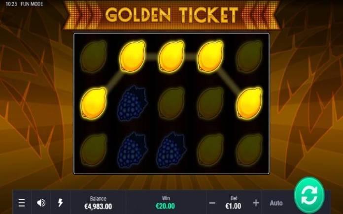 dobitna kombinacija simbol limuna-golden ticket-online casino bonus