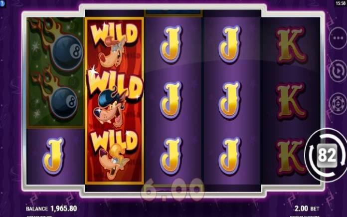 Džoker-Rockabilly Wolves-online casino bonus-microgaming