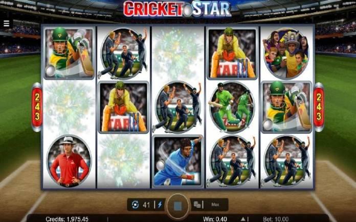 Cricket Star-kaskadne kolone, online casino bonus