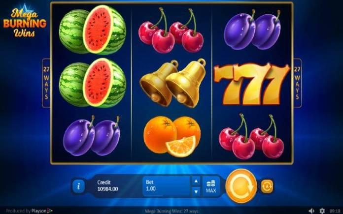 Mega Burning Wins 27 Ways-online casino bonus-osnovna igra