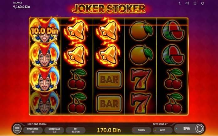 džoker-joker stoker-dobitna kombinacija sa džokero