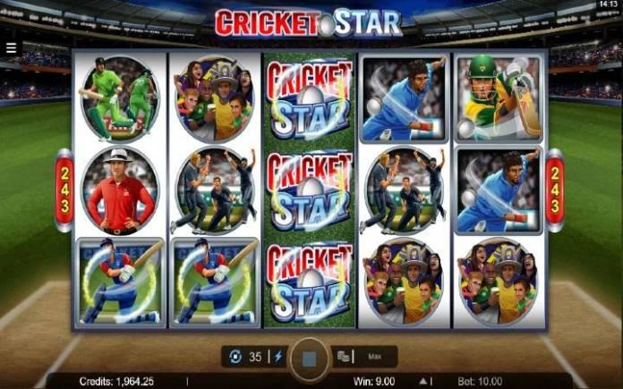 Džoker-cricket star-dobitna kombinacija sa džokerom-onine casino bonus