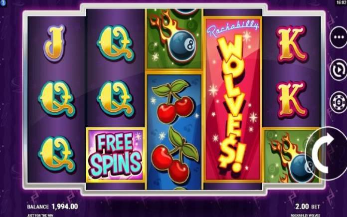 Rockabilly Wolves-online casino bonus-osnovna igra