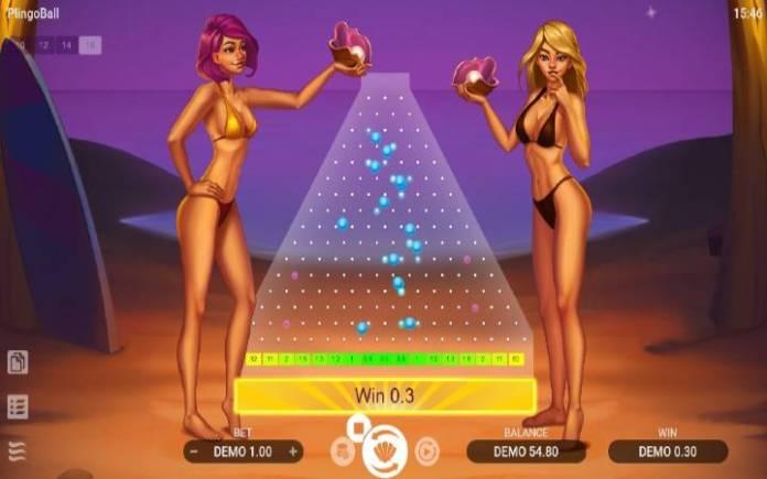 Plingoball-online casino bonus-verzija sa 16 redova