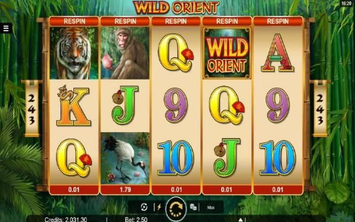 Wild Orient-online casino bonus-microgaming-osnovna igra