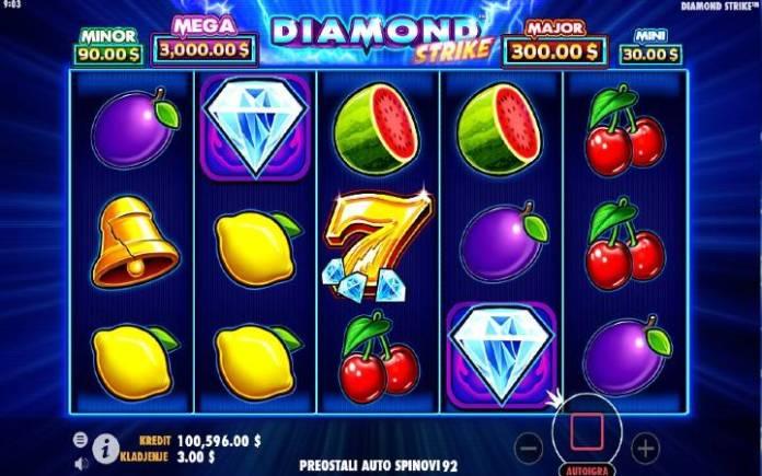 Diamond Strike-online casino bonus-pragmatic play-osnovna igra