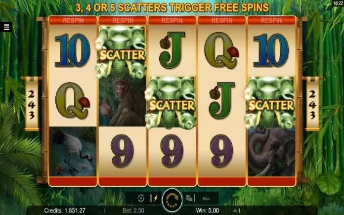 Scatter-wild orient-online casino bonus