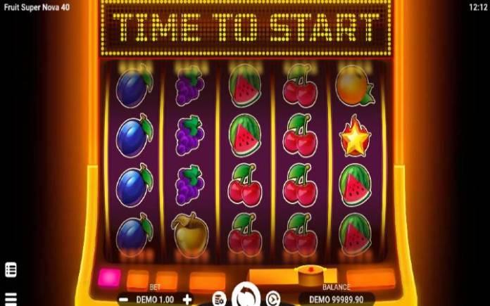 Fruit Super Nova 40-evoplay-online casino bonus