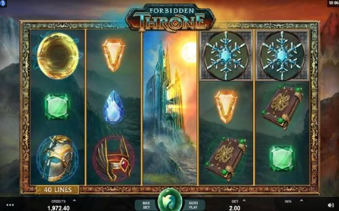 Forbidden Throne-microgaming-online casino bonus