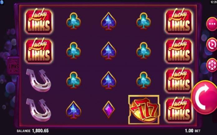 lucky links-microgaming-online casino bonus