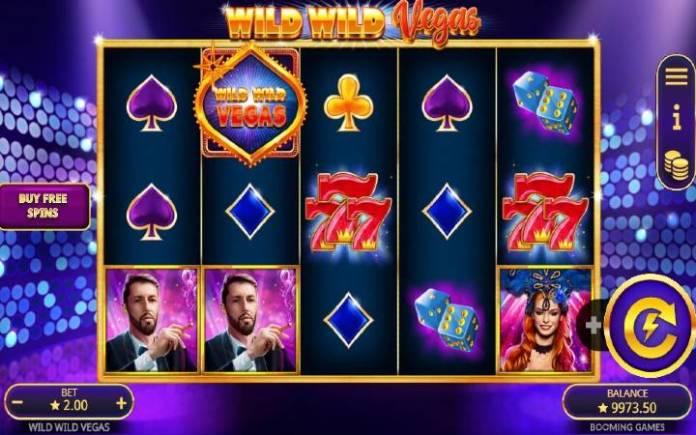 Wild WIld Vegas-booming-online casino bonus