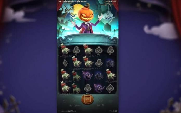 Mini-Haunt-online casino bonus-mr hallow win