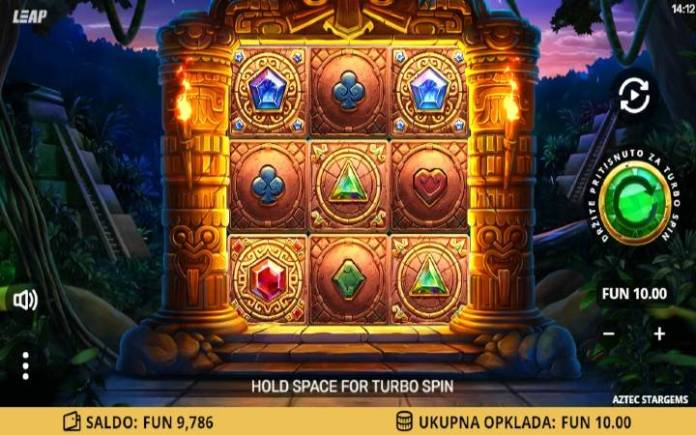 Aztec Stargems-online casino bonus-leap gaming
