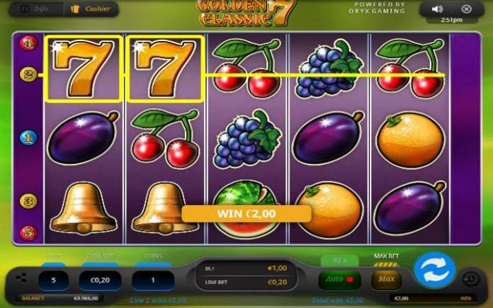 Lucky 7-online casino bonus-golden 7 classic