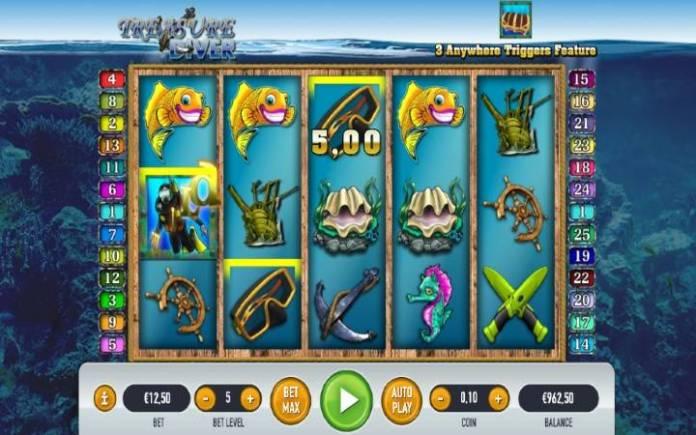 Džoker-online casino bonus-treasure dive-habanero