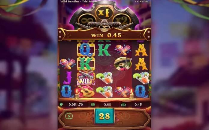 Kaskadne kolone-wild bandito-online casino bonus